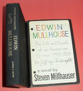 Edwin Mullhouse - A Novel by Steven Millhauser.
