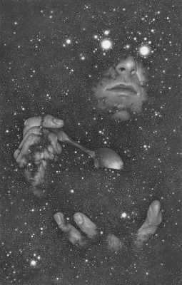 Nebula by Boris Pelcer